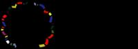 ボールペンに使用するロゴ