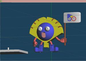 3Dプリンタ用データ作成の納品作品