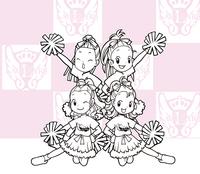 with kids 6月号