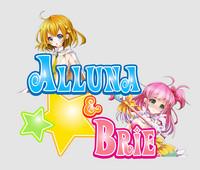 Logo for a Magical Girl RPG