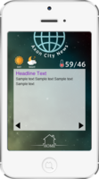 Heart Beatsのようなゲーム内携帯アプリ