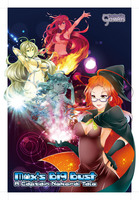 Alluna and Brie - Elemental Girls Poster