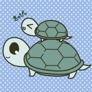 Deliverable of かわいいカメのイラスト