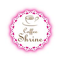Coffee Shrine(神社珈琲)のロゴ
