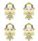 ネトゲ紹介サイトに使用する萌え、美少女キャラのイラスト【お姫様キャラ】