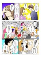 HPに掲載する漫画制作