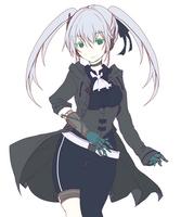 AllunaとBrieのKickstarterの支援者のキャラクター:Sera