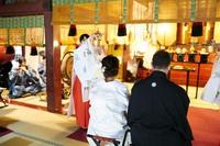 赤坂氷川神社におけます挙式撮影お見積り依頼