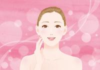 美容皮膚科のイメージイラストをお願いします