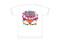 オリジナルTシャツのイラスト依頼  仮イラストは本人が描いています