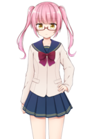 配信動画制作と自作ゲームに使用するキャラクター