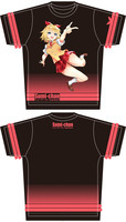 Tシャツデザインの納品作品