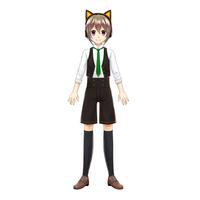 VTuberのキャラクターデザイン【PSD形式】の納品作品