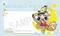 アイドル生誕メッセージカード