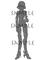 TRPGオリジナルキャラクター4人の立ち絵制作