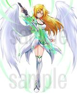 Crest of Xia manga character