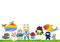 保育園の発表会プログラムの表紙絵