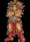 版権格闘ゲームキャラクターのイラスト 女性クリエイター希望
