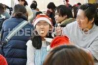 リトミッククリスマス会の撮影(音楽教室イベント)