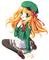 同人系サイトのイメージキャラクター制作