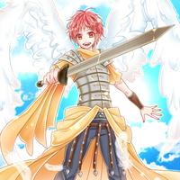 少年天使のイラスト別ver3