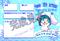 アイドルの生誕祭時に渡すメッセージカードのデザイン
