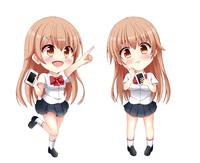 Deliverable of 格安SIMのブログキャラクター制作を募集します。