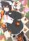 東方アレンジアルバム(ダウンロードカード方式)の表面B6イラスト