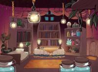 ゲームの背景イラスト