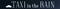 個人制作ゲーム「TAXI in the RAIN」のタイトルロゴ制作