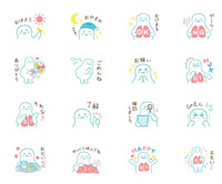 Deliverable of LINEスタンプ