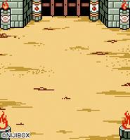 カードゲームの戦闘画面背景 1点