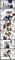 ドラッグストア調剤薬局併設店舗の調剤薬局側のアピールチラシの4コマ~6コマ漫画