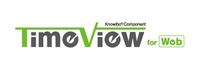 新製品「TimeView for Web」のロゴ作成