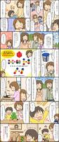 webページ 販促漫画