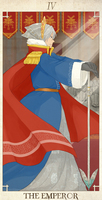 タロットカード大アルカナ22枚セット[参考画像(タロット本体スキャン)あり]